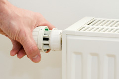 Helmburn central heating installation costs
